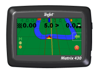 NEW! Matrix 430 from TeeJet