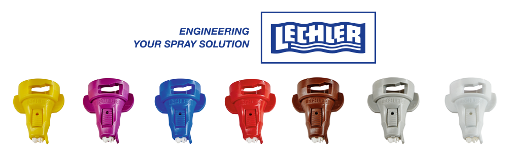 Lechler Agricultural Spray Nozzles